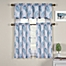 Part of the J. Queen New York™ St. Croix Kitchen Window Curtain Tiers and Valance