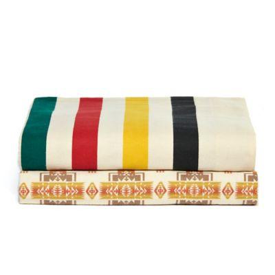 Pendleton 174 Flannel Sheet Set Bed Bath Amp Beyond