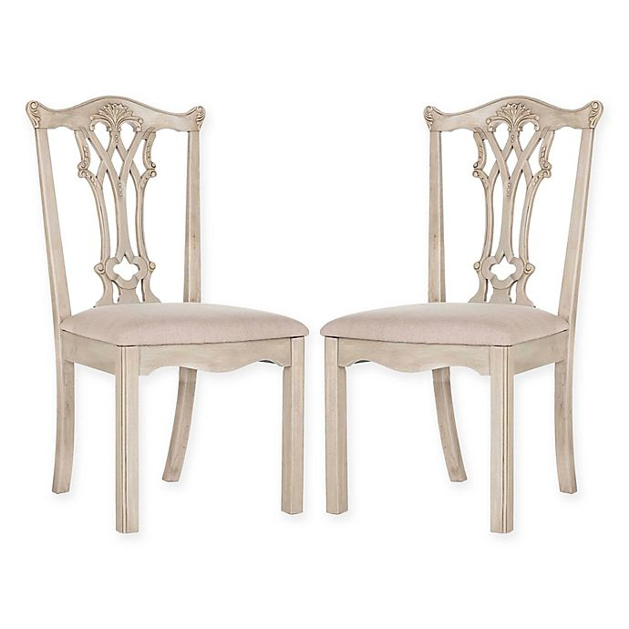 Tremendous Safavieh Whitfield Side Chairs Set Of 2 Bed Bath Beyond Unemploymentrelief Wooden Chair Designs For Living Room Unemploymentrelieforg