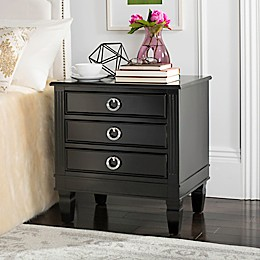 Safavieh Kira 3-Drawer Nightstand