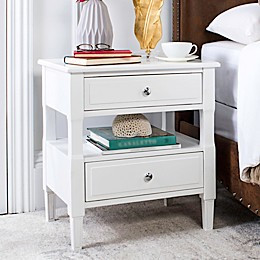 Safavieh 2-Drawer Jenson Nightstand