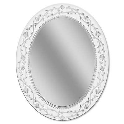 Fuchsia 23-Inch x 29-Inch Mirror