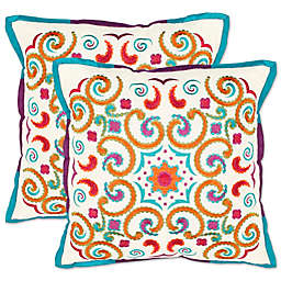 Safavieh Calycopis Throw Pillows (Set of 2)