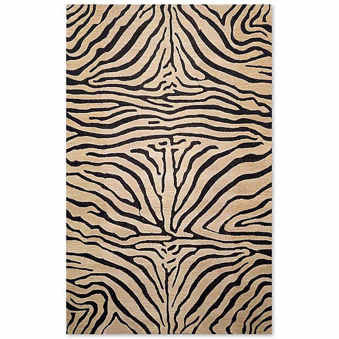 Liora Manne Seville Zebra Area Rug