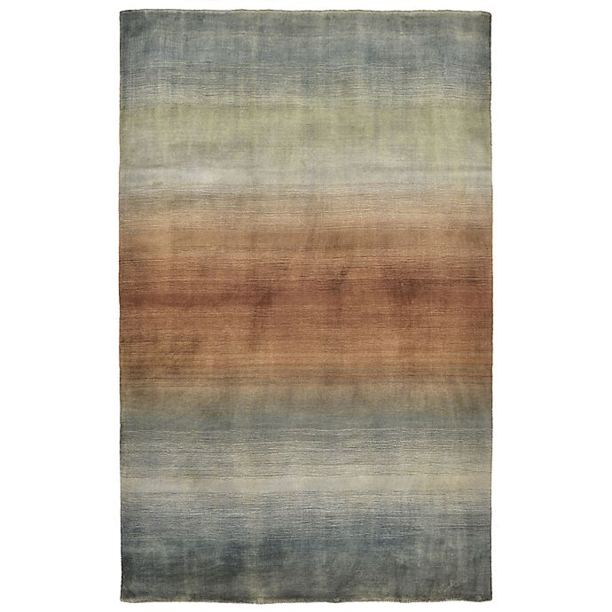 Alternate image 1 for Liora Manne 8-Foot x 10-Foot Vienna Ombré Rug in Blue