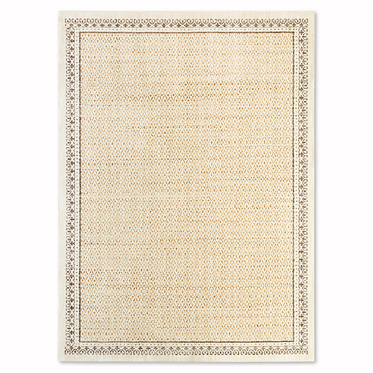 Alternate image 1 for Mohawk® Stardust Area Rug in Gold
