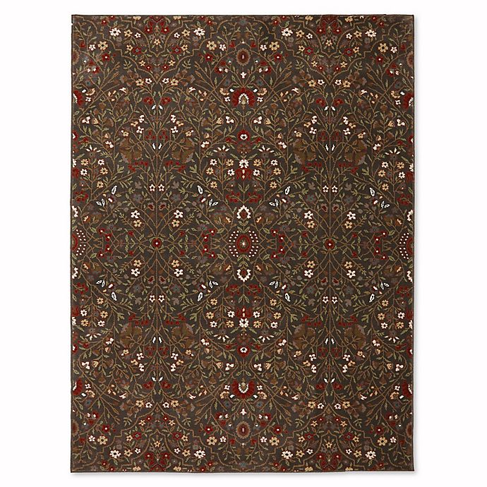 Alternate image 1 for Mohawk Home Symphony 8-Foot x 11-Inch Western Prairie Rug in Saddle