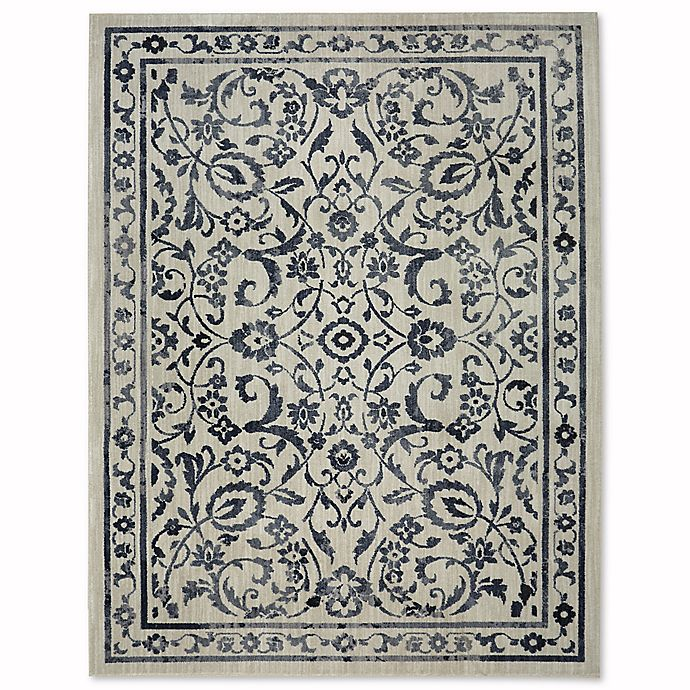 Alternate image 1 for Mohawk Home® Bancroft 8-Foot x 10-Foot Area Rug in Beige