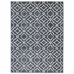 Mohawk Home® Carved Tiles Rug in Denim