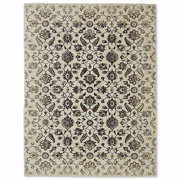 Alternate image 1 for Mohawk® Home Mohan 8-Foot x 10-Foot Area Rug in Sea