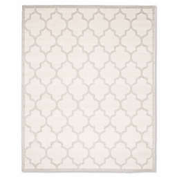 Safavieh Amherst Whirl 10-Foot x 14-Foot Indoor/Outdoor Rug in Beige