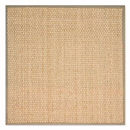 Safavieh Johanna 8-Foot x 8-Foot Area Rug in Natural/Olive