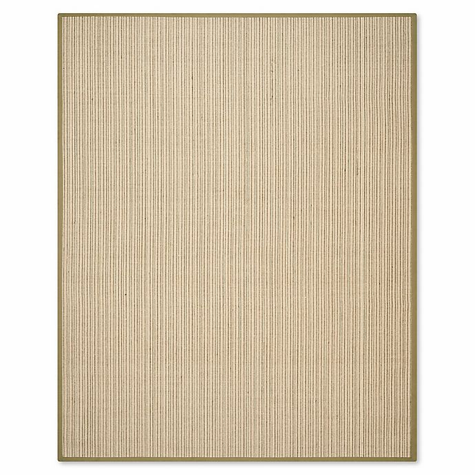 Alternate image 1 for Safavieh Natural Fiber Courtney 9-Foot x 12-Foot Area Rug in Green