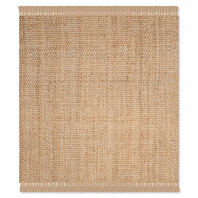 Alternate image 1 for Safavieh Natural Fiber Monique 6-Foot Square Area Rug in Natural