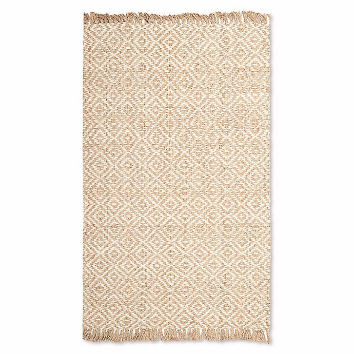 Alternate image 1 for Safavieh Natural Fiber Brie Rug in Natural/Ivory