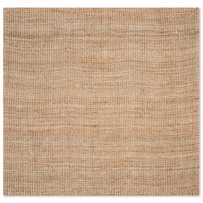 Alternate image 1 for Safavieh Natural Fiber Mallory 6-Foot Square Area Rug in Natural
