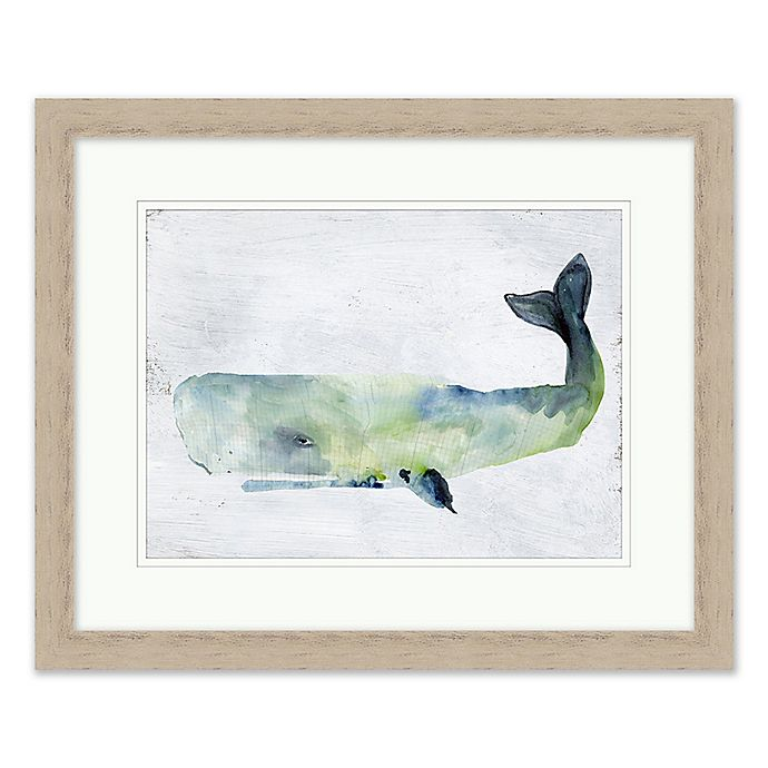 Alternate image 1 for Whale 2 Wall Art