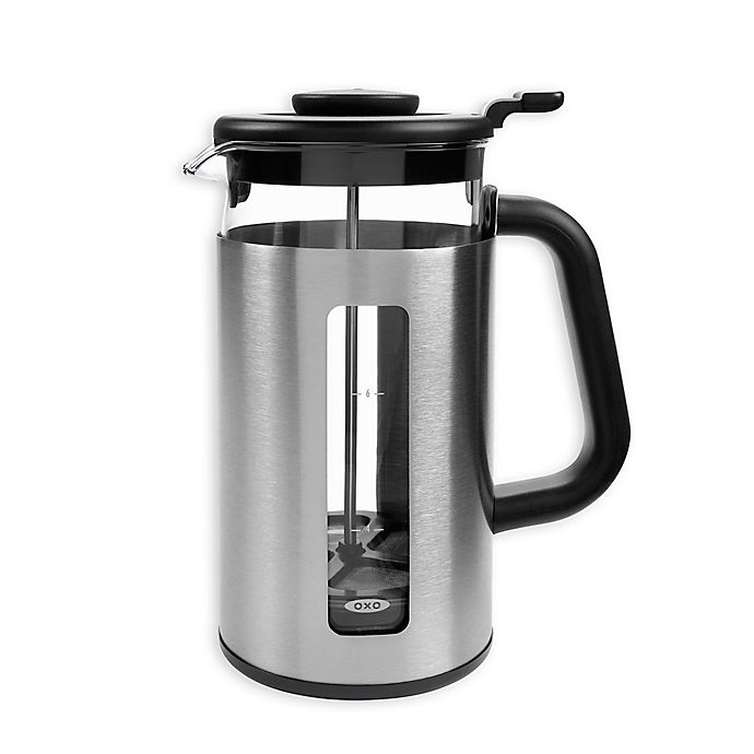 Alternate image 1 for OXO Brew 8-Cup French Press with GroundsLifter™