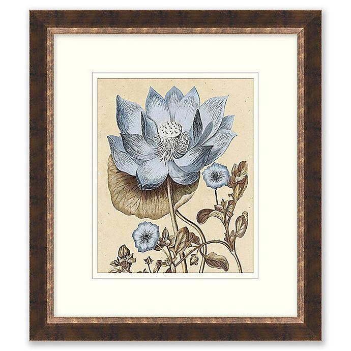 Alternate image 1 for Flower Print 1 Wall Art
