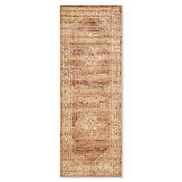 Safavieh Vintage Gemma 2-Foot 7-Inch x 4-Foot Accent Rug in Taupe