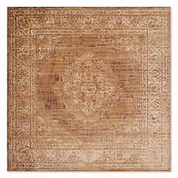 Safavieh Vintage Gemma 6-Foot Square Area Rug in Taupe