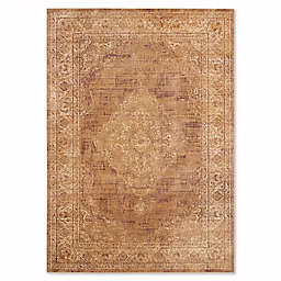 Safavieh Vintage Gemma 6-Foot 7-Inch x 9-Foot 2-Inch Area Rug in Taupe