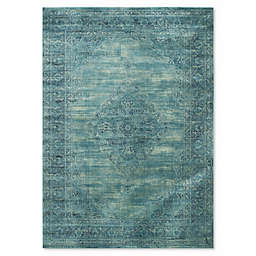 Safavieh Vintage Gemma 8-Foot x 11-Foot 2-Inch Area Rug in Turquoise