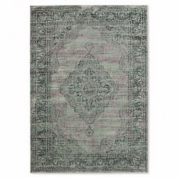 Safavieh Vintage Gemma 10-Foot x 14-Foot Area Rug in Light Blue