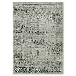 Safavieh Vintage Palace 5-Foot 3-Inch x 7-Foot 6-Inch Area Rug in Spruce/Ivory