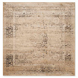 Safavieh Vintage Palace 6-Foot Square Area Rug in Beige