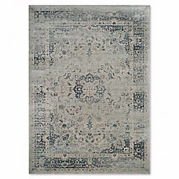 Safavieh Vintage Palace 8-Foot 10-Inch x 12-Foot 2-Inch Area Rug in Light Blue