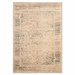 Safavieh Palace Accent Rug in Spruce and Ivory