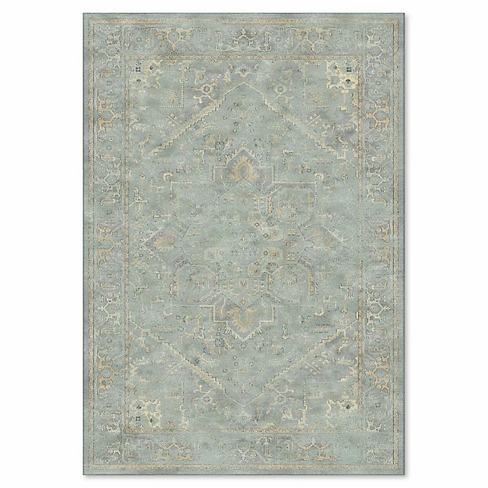 Alternate image 1 for Safavieh Vintage Tiffany 6-Foot 7-inch x 9-Foot 2-Inch Area Rug in Grey
