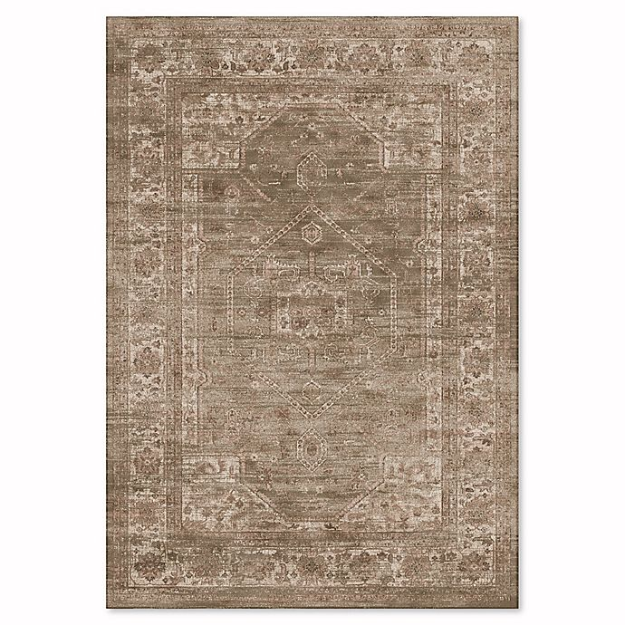 Alternate image 1 for Safavieh 8-Foot x 11-Foot 2-Inch Magdalena Mouse Vintage Area Rug in Grey