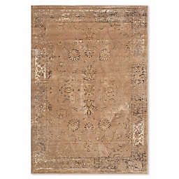 Safavieh Vintage Olivia 4-Foot x 5-Foot 7-Inch Accent Rug in Taupe