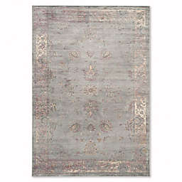 Safavieh Vintage Olivia  4-Foot x 5-Foot 7-Inch Accent Rug in Grey