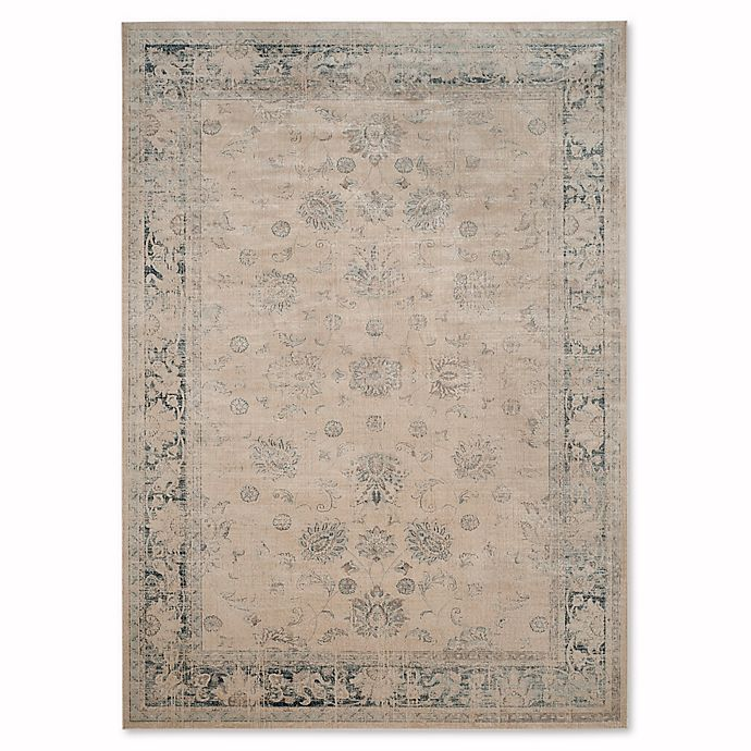 Alternate image 1 for Safavieh Vintage Olivia 6-Foot 7-Inch x 9-Foot 2-Inch Area Rug in Stone