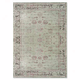 Safavieh Vintage Olivia 8-Foot 10-Inch x 12-Foot 2-Inch Area Rug in Spruce/Ivory