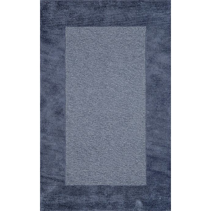 Alternate image 1 for Liora Manne Madrid 2-Foot x 3-Foot Accent Rug in Blue