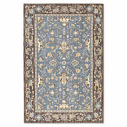 Mohawk Home Perfection 3-Foot 5-Inch x 5-Foot 2-Inch Area Rug in Sea