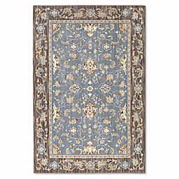 Mohawk Home Perfection 5-Foot 3-Inch x 7-Foot 10-Inch Area Rug in Sea