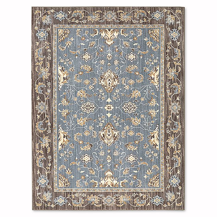 Alternate image 1 for Mohawk Home Perfection 8-Foot x 10-Foot Area Rug in Sea