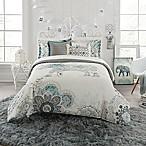 Anthology™ Kiran Reversible Twin/Twin XL Comforter Set in White/Grey