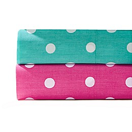 Mi Zone Polka Dot Sheet Set