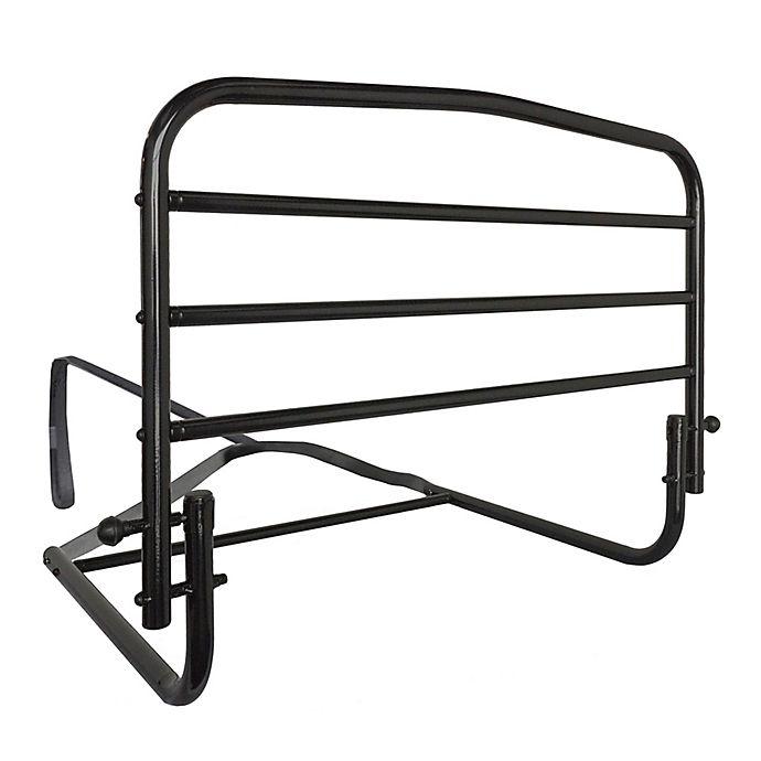 Alternate image 1 for Stander EZ Adjust 30-Inch Bed Rail in Black