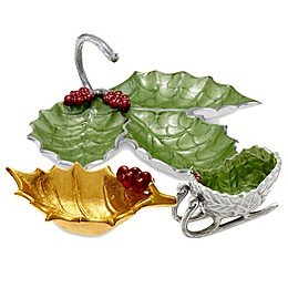 Julia Knight® Holly Sprig Serveware Collection