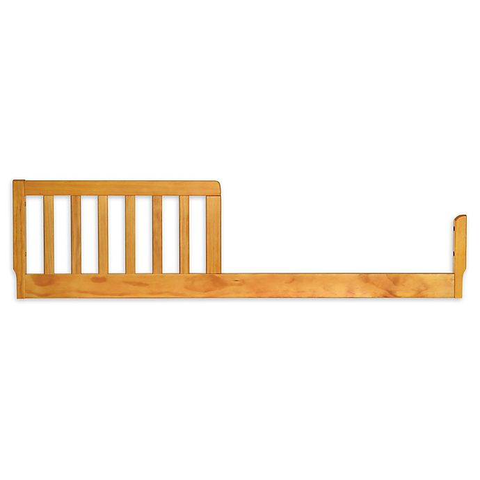 Alternate image 1 for DaVinci Wood Toddler Bed Conversion Kit in Oak