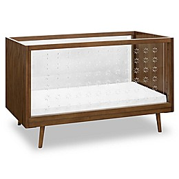 Ubabub Nifty 3-in-1 Convertible Crib in Clear Walnut