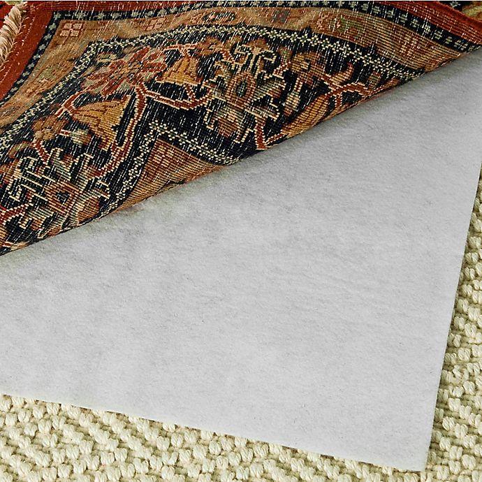 Alternate image 1 for Safavieh Marsh Rug Pad in White