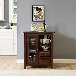 Crosley Furniture Sienna Accent Cabinet
